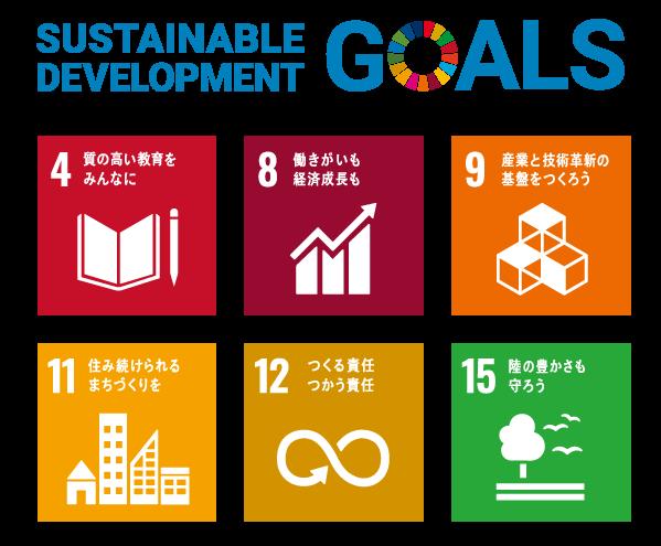 私たちがターゲットにする6つの目標